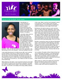 Fall_Newsletter 2013_front
